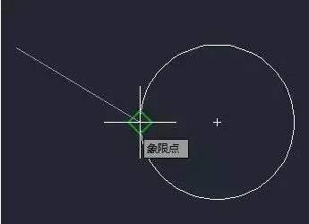 CAD新手如何设置对象捕捉?CAD对象捕捉教程