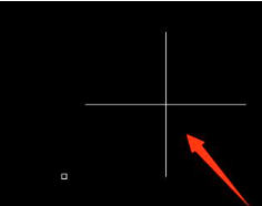 CAD画垂直线的方法
