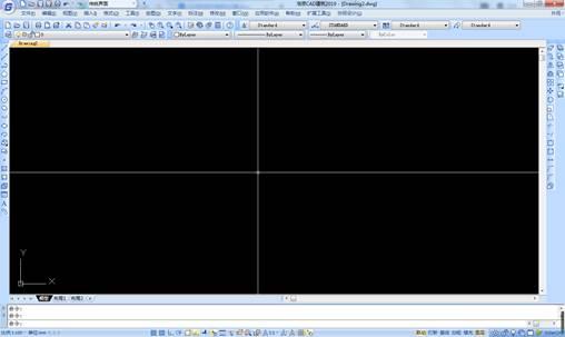 CAD图形缩小的问题