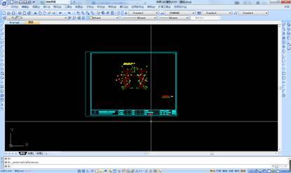 CAD绘图中差集运算的使用