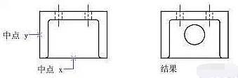 CAD坐标合并的过程