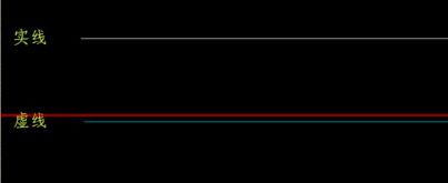 CAD绘制虚线不显示该怎么调?
