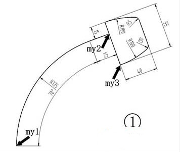 CAD三维图形教程之浩辰CAD如何画三维的淋浴喷头
