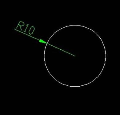 CAD矩形教程之浩辰CAD如何绘制矩形内切五个圆