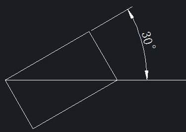 CAD矩形的详细绘制过程