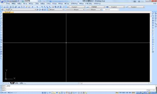 CAD技巧在调整线段时的应用