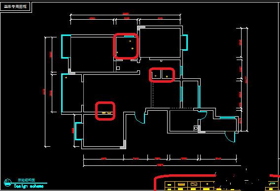 CAD制图初学入门教程-表示图标的方法