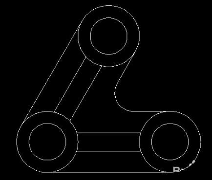 CAD绘制机械平面图教程