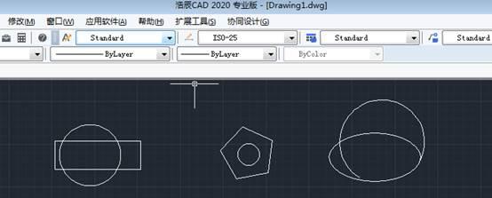 CAD对象编辑编组使用