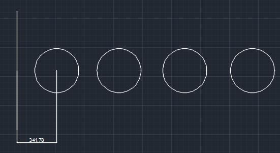 CAD基线标注/半径标注的方法