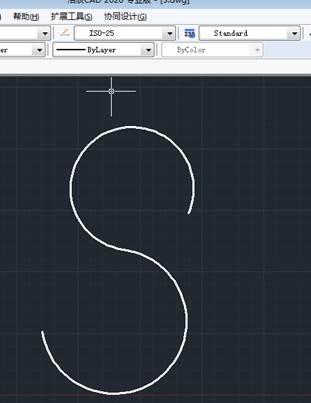 CAD圆弧命令具体使用