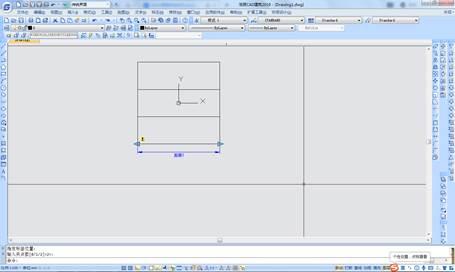 CAD创建动态块的过程