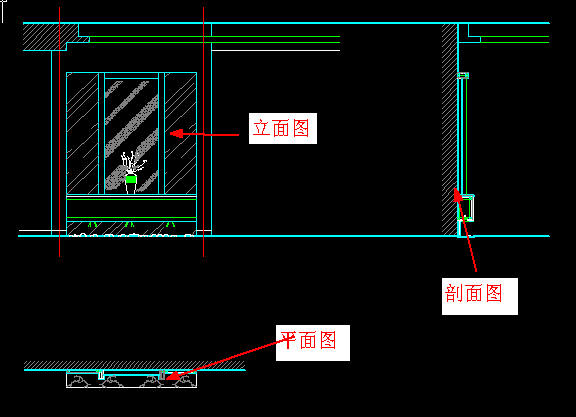 CAD布局出图设置和习惯
