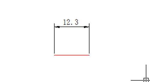 CAD尺寸标注数字小数点后面的0怎么去掉?