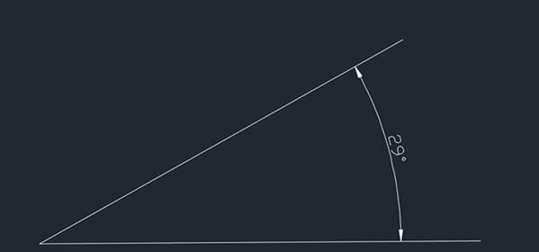 CAD角度教程之CAD角度度分秒怎么输入