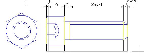 CAD尺寸标注怎么一次标注多个尺寸(二)