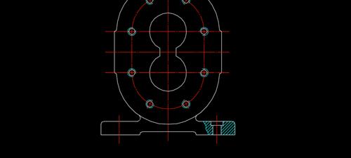 CAD创建布局的方法
