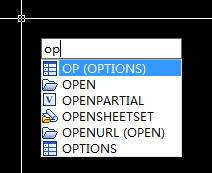 CAD文件选项卡的显示