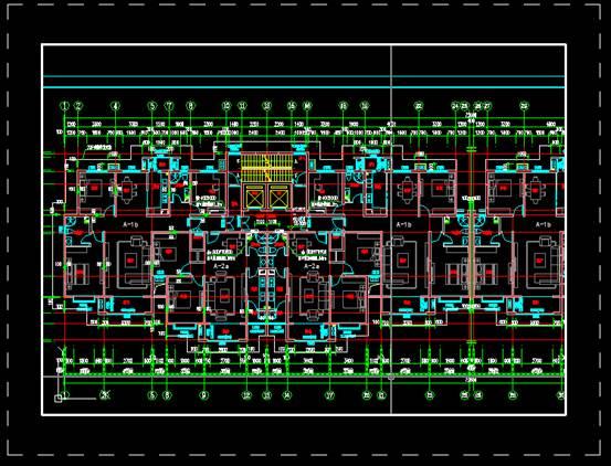 CAD出图过程