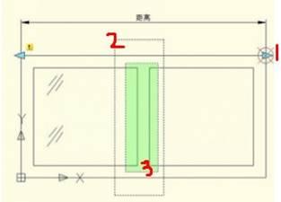 CAD创建动态块的方法