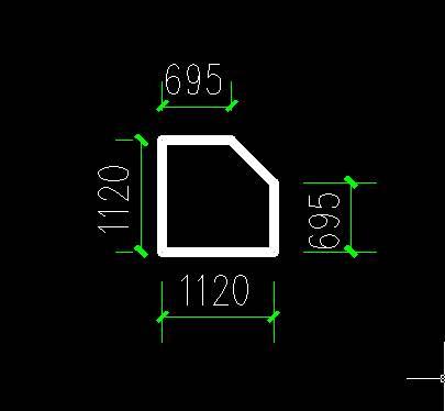 CAD平面图如何绘制浴室平面图