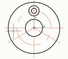 CAD夹点编辑之钳夹命令功能介绍