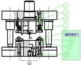 CAD多重引线的使用