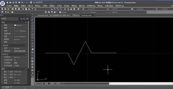 CAD折断线如何精准绘制