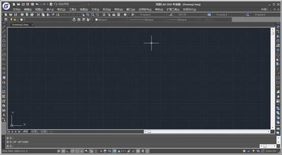 CAD如何设置背景颜色界面风格