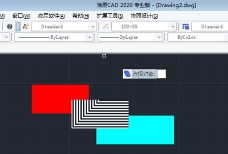 CAD图层显示顺序设置