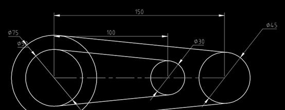CAD缩放到指定尺寸的技巧