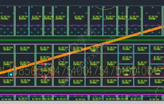 CAD属性块编辑之统计不同属性的属性块数