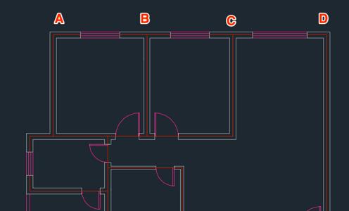 CAD连续标注怎么用?CAD连续标注快捷键