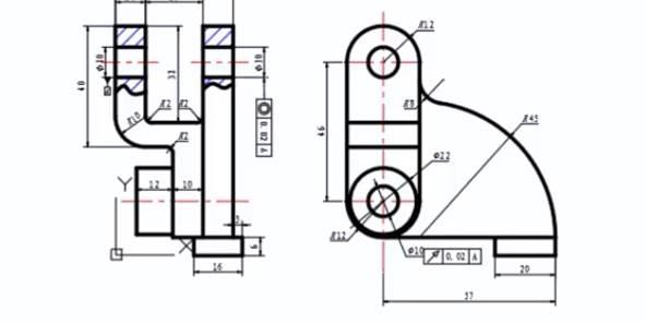 CAD公差标注教程之浩辰CAD几何公差标注快捷键
