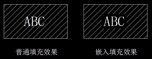 CAD填充教程之伊人久久大香线蕉AvAPP下载CAD填充让文字嵌入到里面