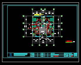 CAD布局打印图纸的过程