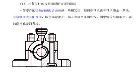 CAD绘制装配图中如何画视图