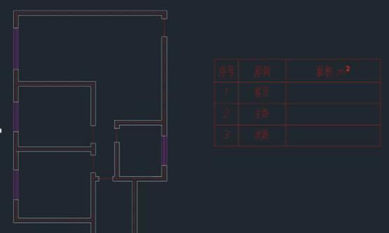 CAD字段实际应用