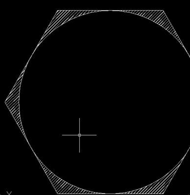 孤岛检测方式中射线法和CAD填充的区别