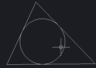 CAD画圆方法介绍