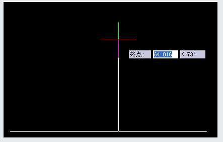 CAD递延垂足教程之浩辰CAD递延垂足和递延切点