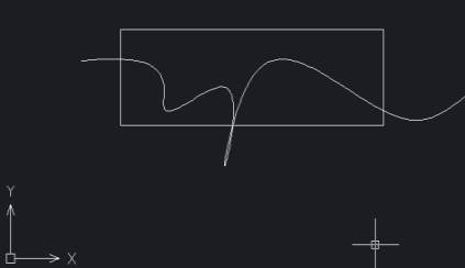 CAD坐标轴的显示