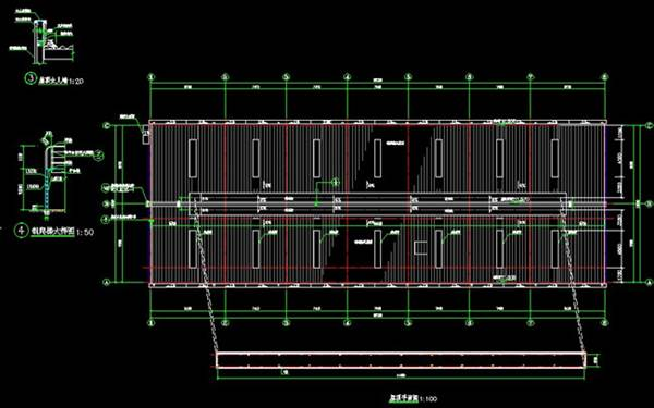 CAD建筑钢结构设计必须具备的素质
