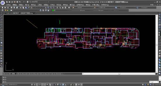 CAD绘制建筑图如何画设计消防图