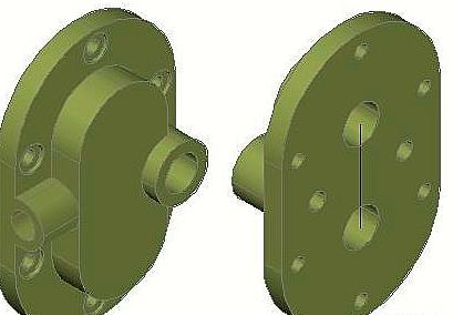 CAD齿轮零件图绘制方法