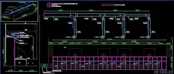 CAD水洗塔净化工程详解