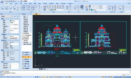 CAD计算教程之接地计算功能相关命令的运用