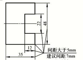 CAD机械制图之尺寸注法