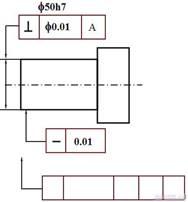 CAD公差标注的方法