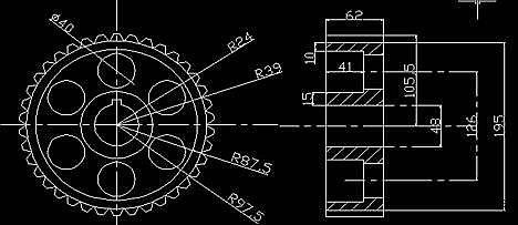 CAD机械制图时的常见问题